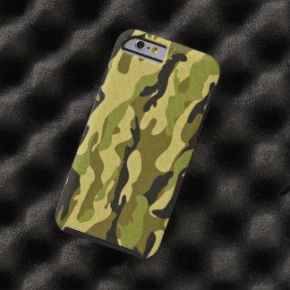América verde militar - los E.E.U.U. Funda De iPhone 6 Tough