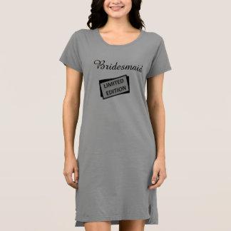 American Ap T-shirt Dress Bridesmaid Ltd de las Vestido