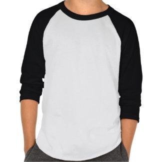 American Apparel de los niños 3/4 camiseta del