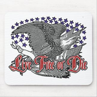 American Eagle: Libres vivos o mueren Tapetes De Ratones