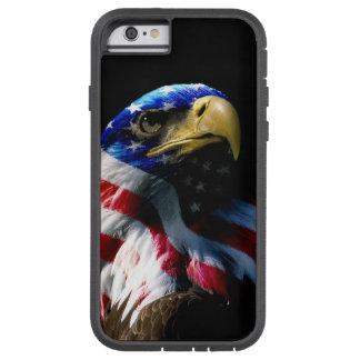 American Eagle patriótico Funda Tough Xtreme iPhone 6