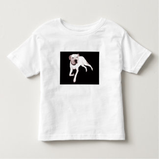 Americano blanco Pitbull Terrier Camisetas