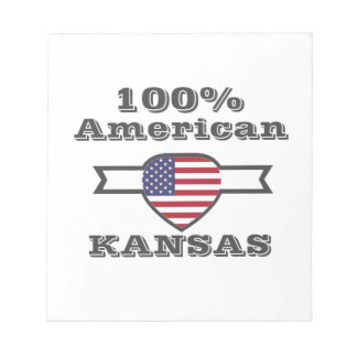 Americano del 100%, Kansas Bloc De Notas
