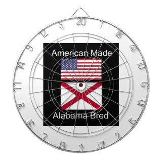 """""""Americano llevado. Alabama crió"""" banderas y Diana"""