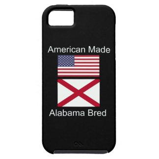 """""""Americano llevado. Alabama crió"""" banderas y Funda Para iPhone SE/5/5s"""
