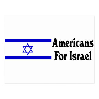Americanos para Israel Postal