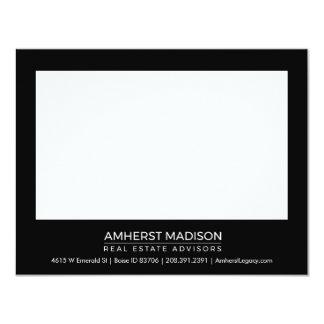 Amherst Madison le agradece las tarjetas