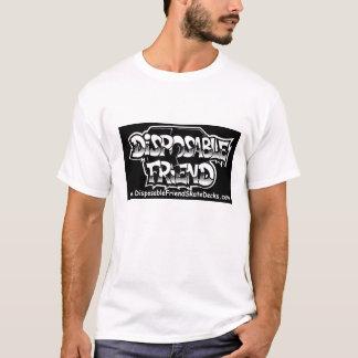 Amigo disponible camiseta
