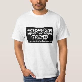 Amigo disponible camisetas