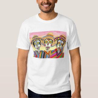 Amigos de Tres Camiseta
