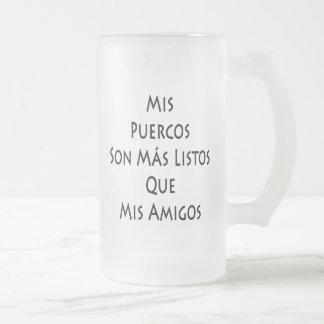 Amigos del Mas Listos Que Mis del hijo del Mis Pue Tazas De Café