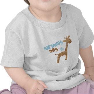 Amigos del safari camiseta