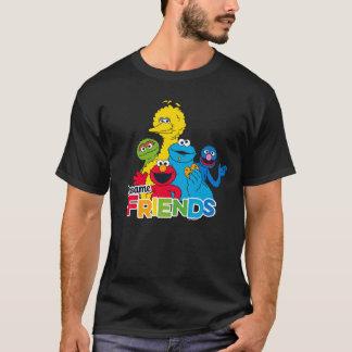 Amigos del sésamo del Sesame Street el | Camiseta
