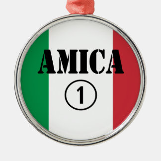 Amigos italianos: Uno de Amica Numero