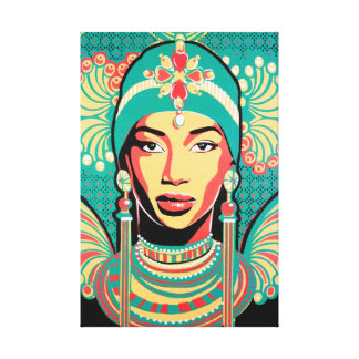 Browse the Modern Canvas Print Collection and personalize by color, design, or style.