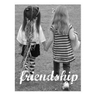 amistad tarjetas postales