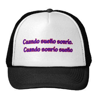 Amo 13,06 de Frases Gorros Bordados