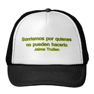 Amo 14,04 de Frases Gorros Bordados