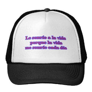 Amo 14,07 de Frases Gorra