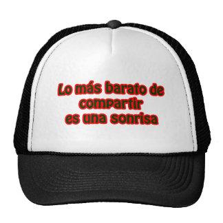 Amo 14 10 de Frases Gorra