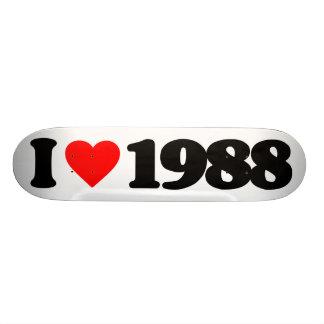 AMO 1988 TABLAS DE PATINAR