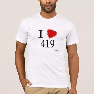 Amo 419 Toledo Camiseta