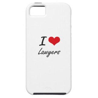 Amo a abogados iPhone 5 coberturas