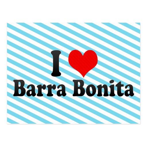 Amo a Barra Bonita, el Brasil Postal