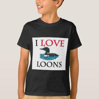 Amo a bribones camiseta