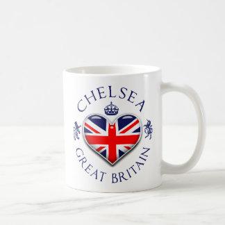 Amo a Chelsea Taza De Café