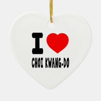 Amo a Choi Kwang-Hago Adorno Para Reyes