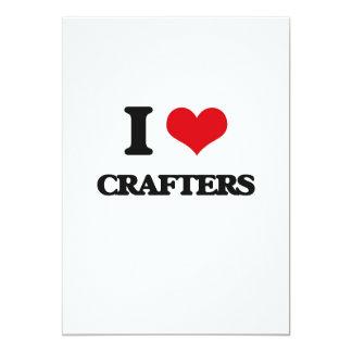 Amo a Crafters Comunicados Personales