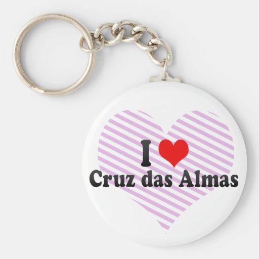 Amo a Cruz das Almas, el Brasil Llavero