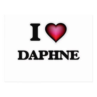 Amo a Daphne Postal