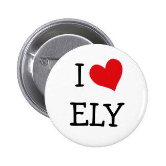 Amo a Ely Chapa Redonda 5 Cm