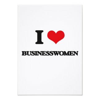 Amo a empresarias comunicado personalizado