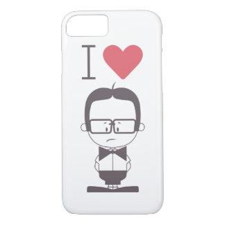 Amo a frikis funda iPhone 7