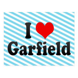 Amo a Garfield, Estados Unidos Postal