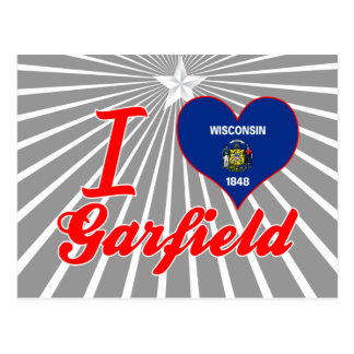 Amo a Garfield, Wisconsin Postal