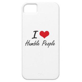 Amo a gente humilde iPhone 5 cobertura