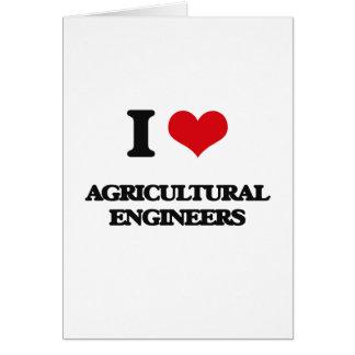 Amo a ingenieros agrícolas felicitaciones
