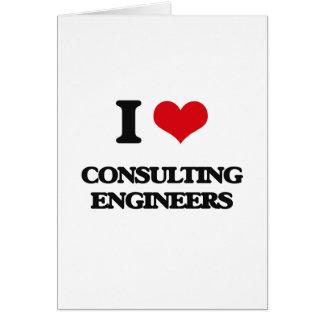 Amo a ingenieros asesores felicitaciones