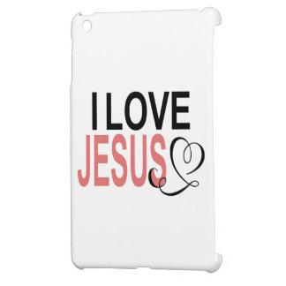 Amo a Jesús