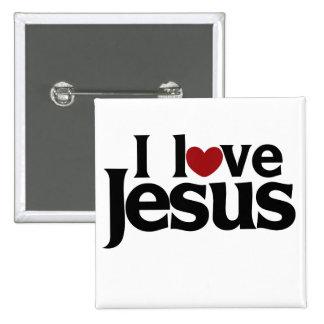 Amo a Jesús Chapa Cuadrada