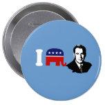 Amo a Juan Boehner Pins
