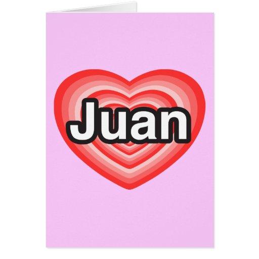 Juan Carlos Te Amo