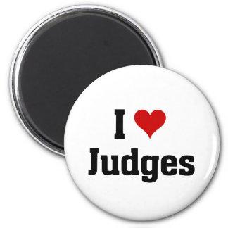 Amo a jueces imán