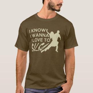 AMO a la camiseta de la SALSA