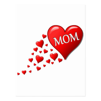 Amo a la mamá postal