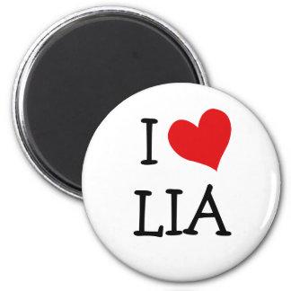 Amo a Lia Imán Redondo 5 Cm